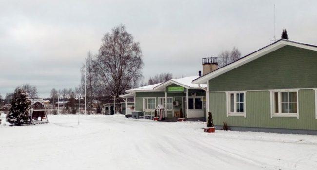 aurinkorantakoti-talo